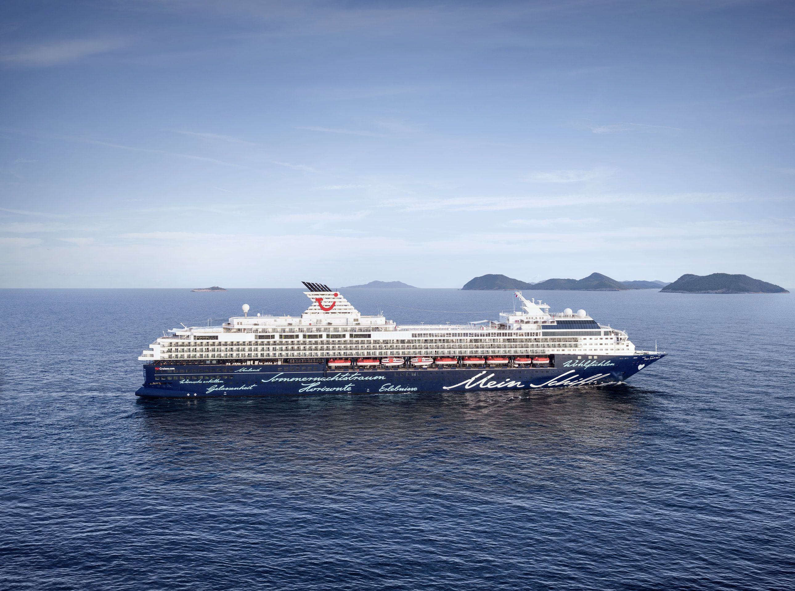 TUI Cruises - Mein Schiff Herz